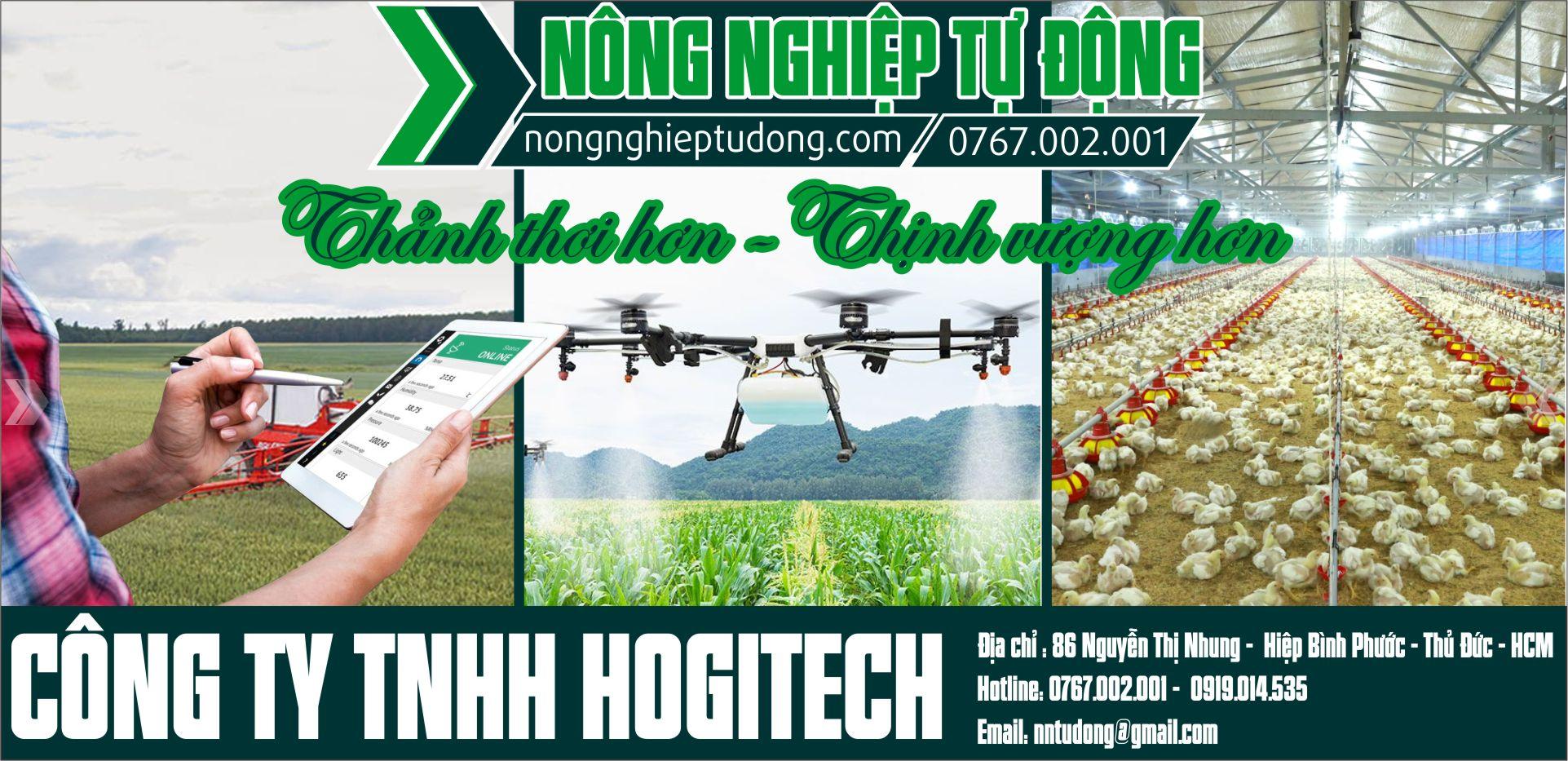 tự động hóa nông nghiệp hogitech